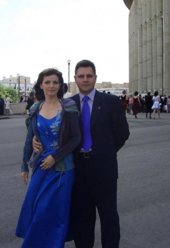 Катя и Костя и Банкет Орифлэйм