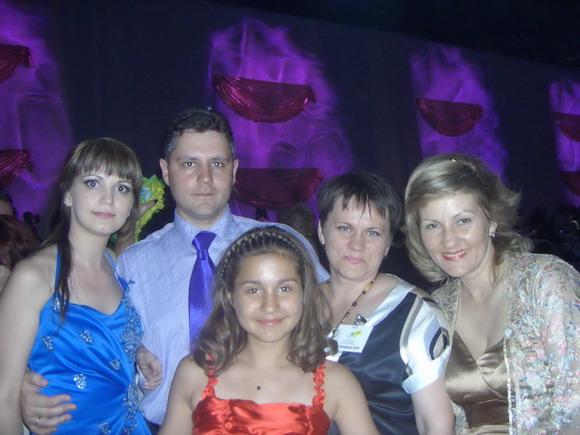 Наша Балаковская команда с КАМом из Самары - Блиновой Натальей