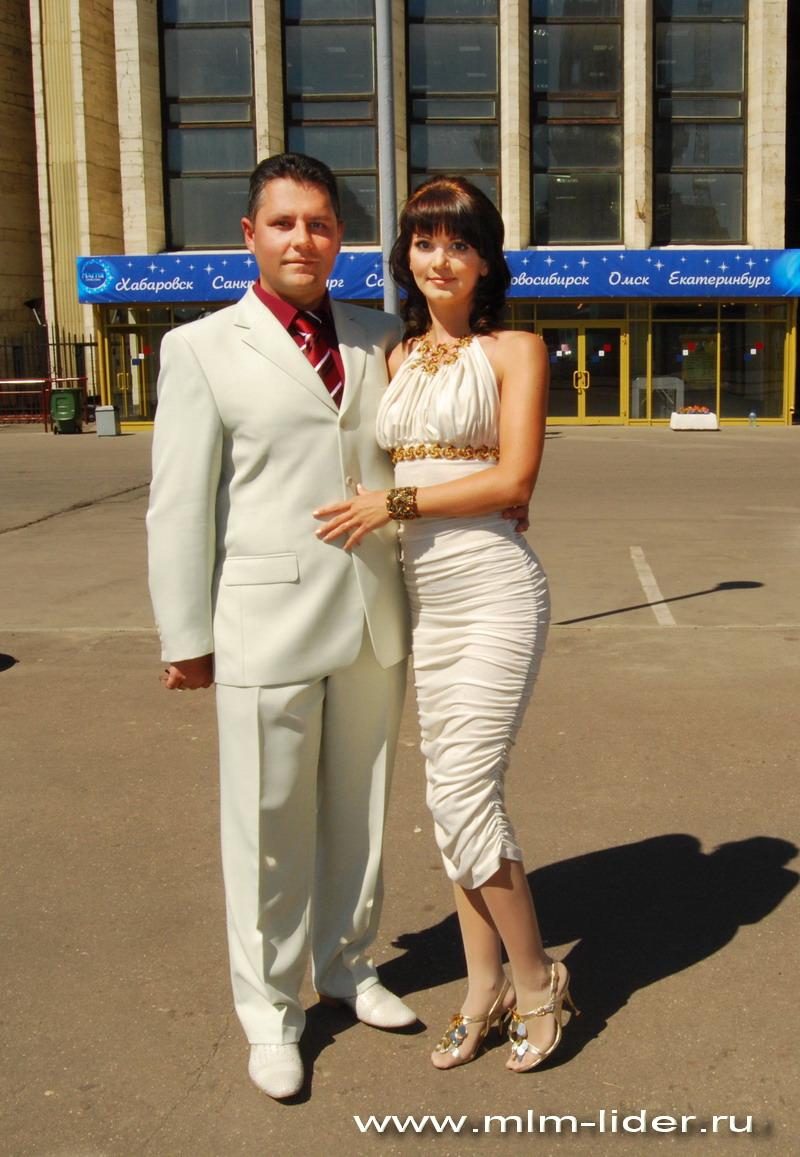 Константин и Екатерина - Лидеры Орифлейм из Балаково