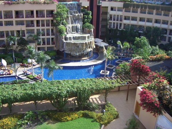 канары,отель,вулкан,орифлейм конференция