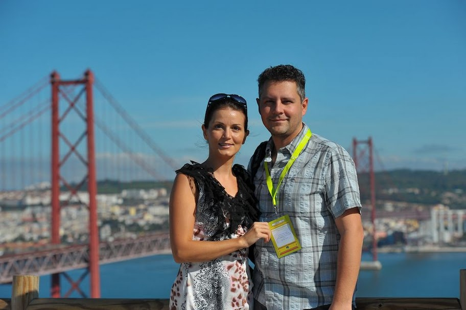 Конференция Орифлэйм Португалия 2011 - Мост