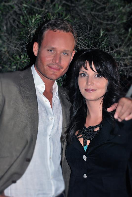 Катя с официальным косметологом Орифлэйм