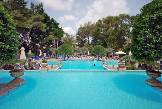 Наш отель на Мальте на конференции Ориялейм