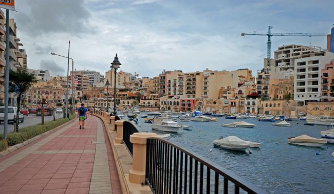 На Мальте на конференции Ориялейм