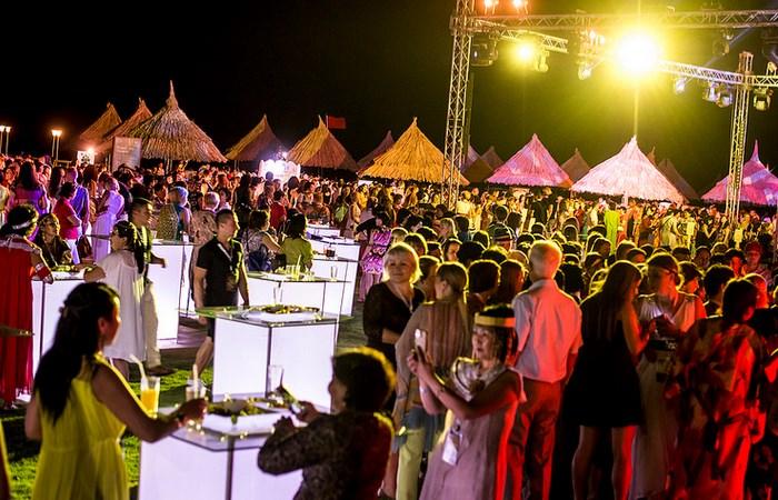 Египетская вечеринка