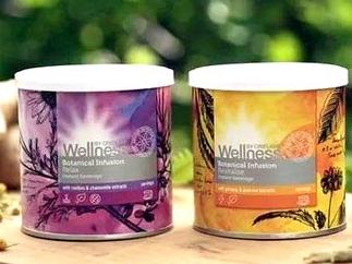 Чай Wellness by Oriflame - отличная замена кофе!