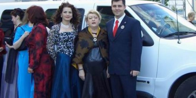 Банкет директоров Орифлейм 2004