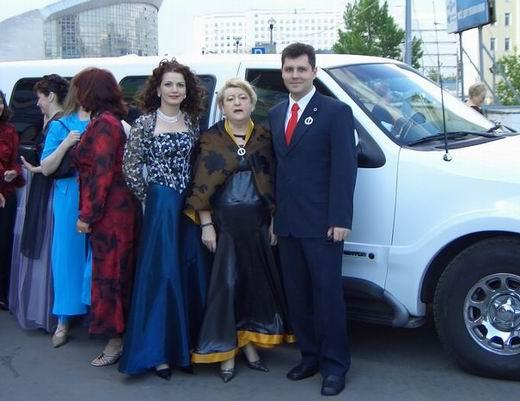 Фото Банкет Директоров Орифлейм 2004 года
