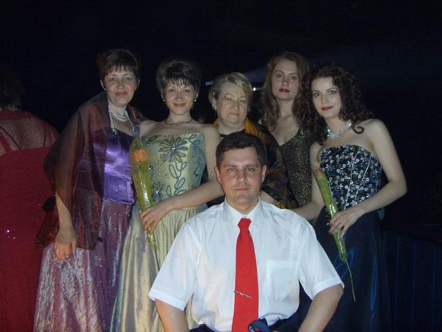 Фото Банкет Директоров Орифлейм 2004 года Балаковские директора