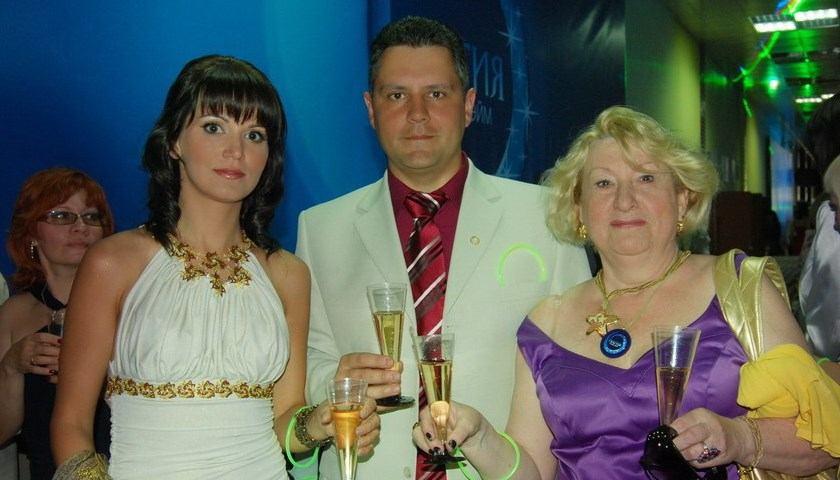 Банкет директоров Орифлейм 2009 год