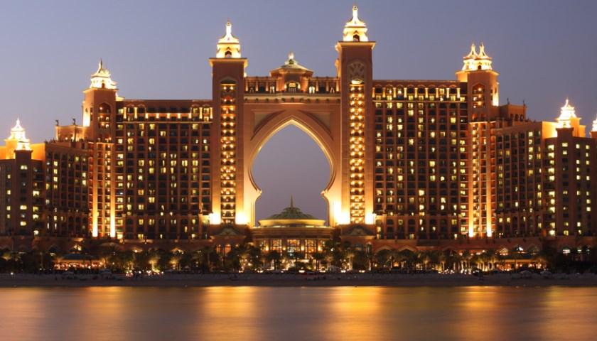 Конференция Бриллиантовых директоров Орифлейм в Дубаи 2009