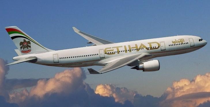 Авиакомпания Etihad