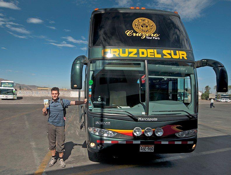 Автобус Kruz Del Sur