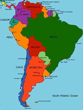 Самостоятельное Путешествие в Латинскую Америку