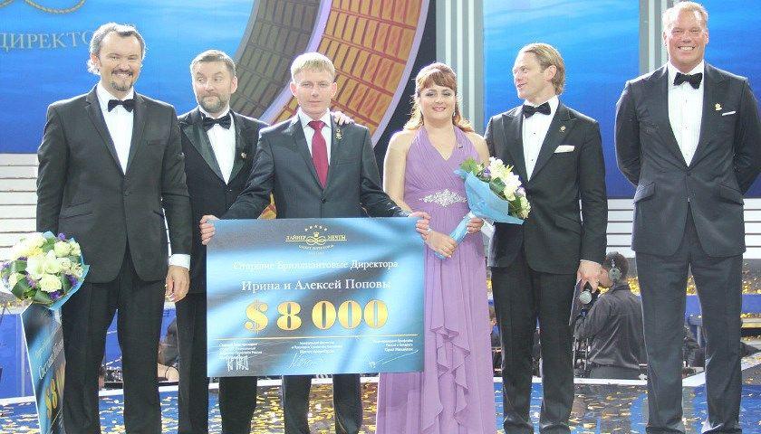 Семейный Бизнес в Орифлэйм — Ирина и Алексей Поповы