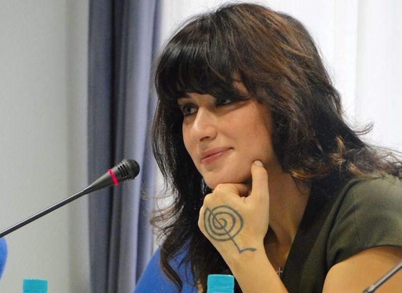 Tina Kandelaki Reiki