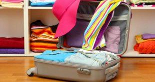 Видео - как собрать чемодан и уложить вещи на конференцию Орифлэйм