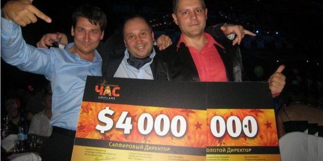 Моя история успеха в Орифлэйм - Константин Харченко