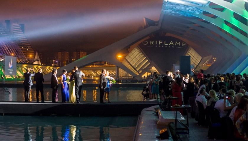 Золотая конференция Орифлейм в Валенсии 2015