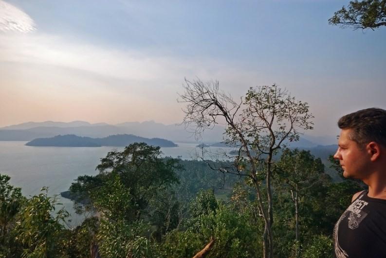 Самостоятельное путешествие в ТАйланд Кочанг разговор с Миром