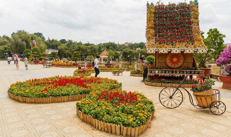 Park Cwetov Dalat