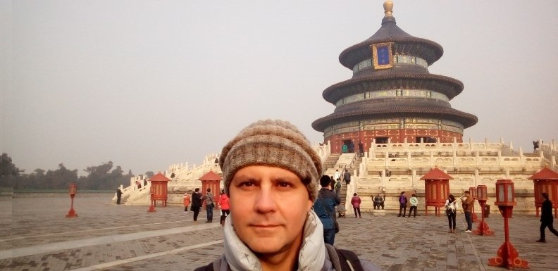 Храм неба и Запретный город в Пекине