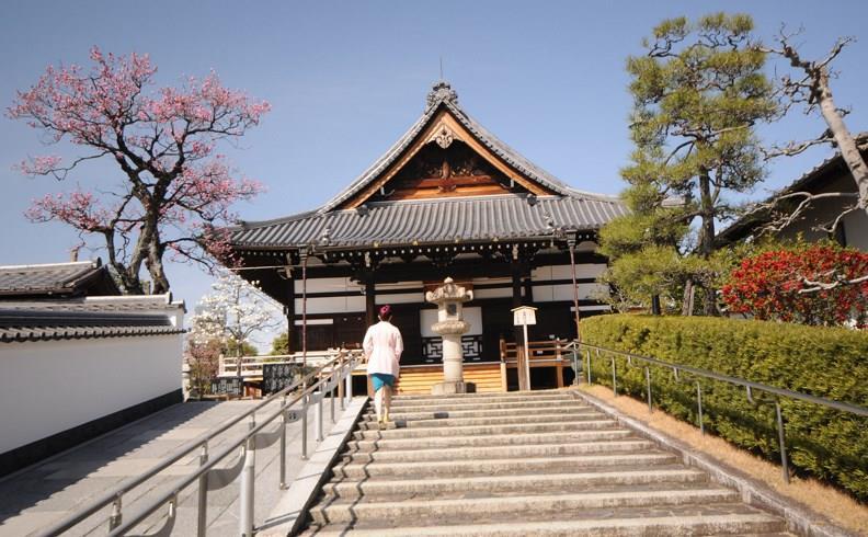 Nara Hram Buddist