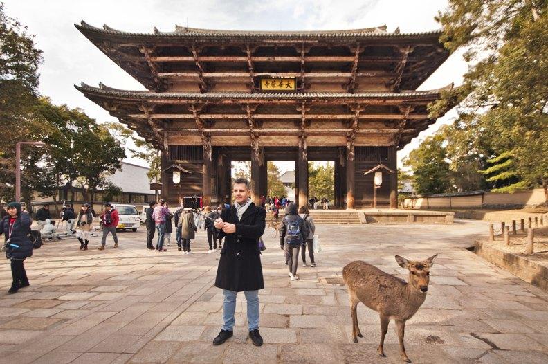 Ворота Храма ТодайДзы