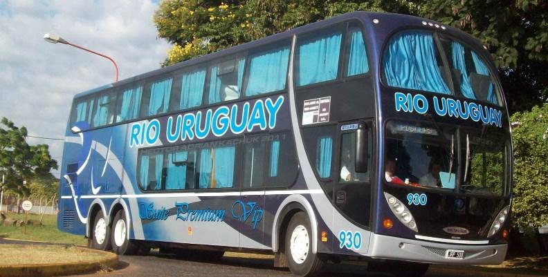 Автобус в парк иГуасу