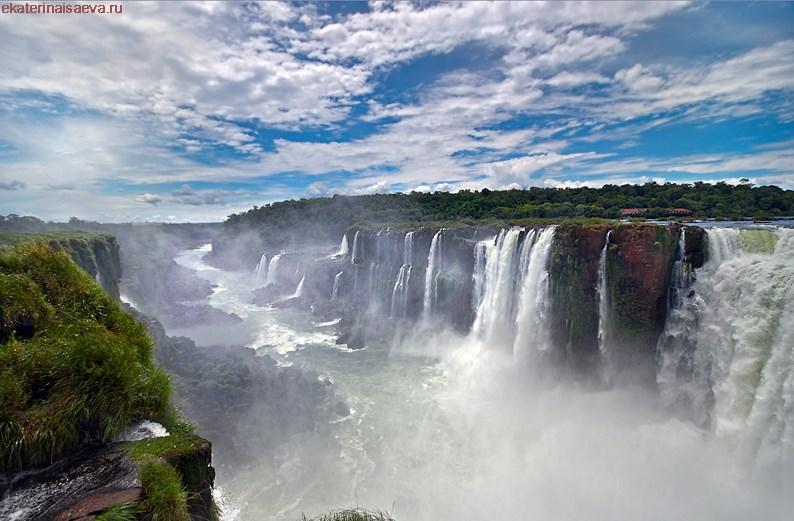 Vogopad Iguazu Argentina LA