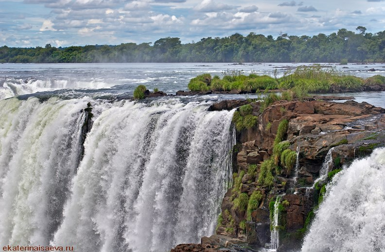 Vogopad Iguazu Argentina