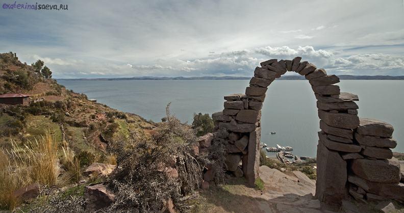 Значение острова Титикака