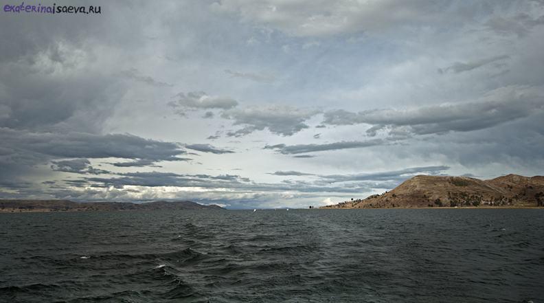Происхождение озера Титикака