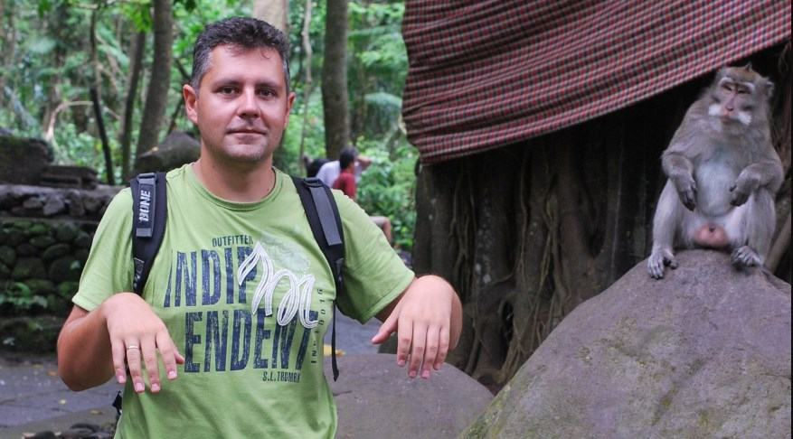 Monkey Forest Константин Харченко