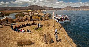 Озеро Титикака: описание и фото озера