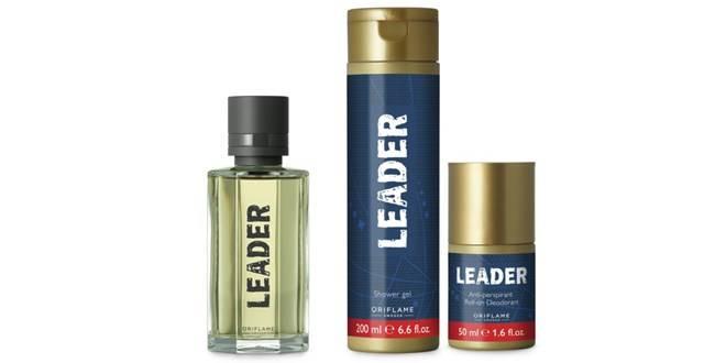 Туалетная вода Leader Гель для душа и дезодорант