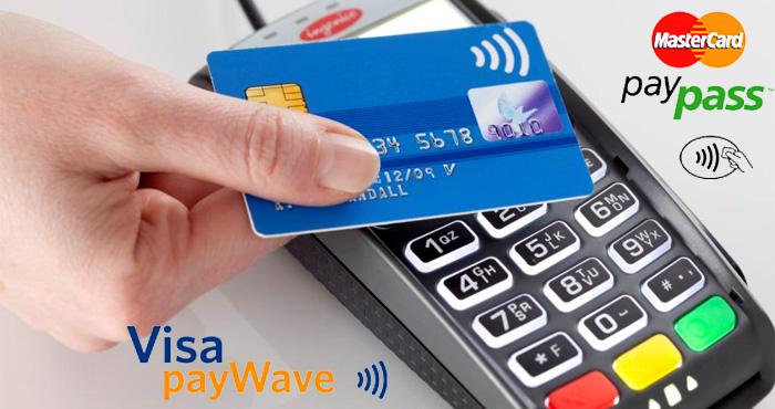 Что такое PayPass i PayWave