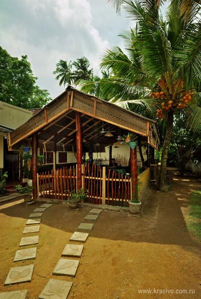 Ресторан нашего геста Arunaly